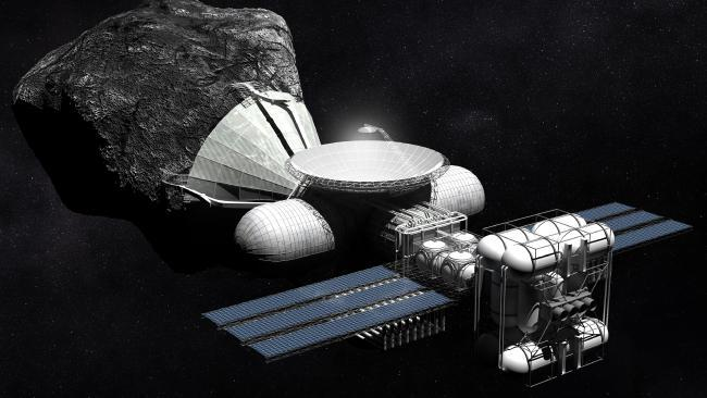 microeconomics asteroid mining Asteroid mining was very much on the mind of science-fiction writers such as isaac asimov, who in his 1944 short story.
